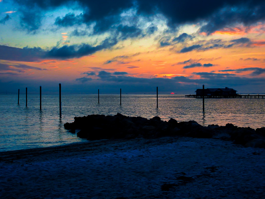 Sunrise on Anna Maria